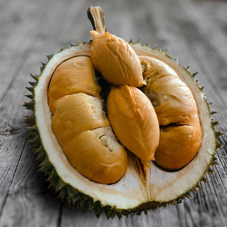 black thron Durian
